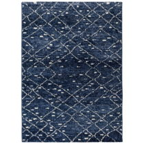 Modrý koberec Universal Indigo Azul, 140 x 200 cm