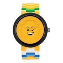 Hodinky pre dospelých LEGO® Happiness Yellow