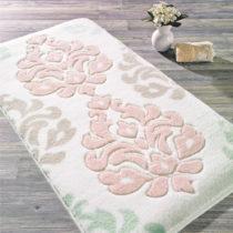 Ružová predložka do kúpeľne Confetti Bathmats Damask...