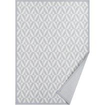 Sivý vzorovaný obojstranný koberec Narma Püha, 230&...