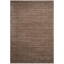 Tmavohnedý koberec Safavieh Valentine, 91×152 cm