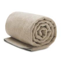 Béžová bavlnená deka Mumla, 200×15...