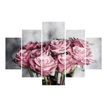 5-dielny obraz Rosemary