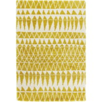 Žltý koberec Mint Rugs Allure Yellow, 200 × 290 cm