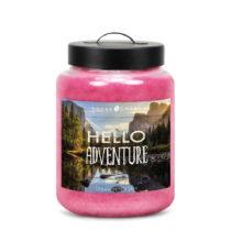 Vonná sviečka Goose Creek Jahodová marmeláda, 150 hodí...