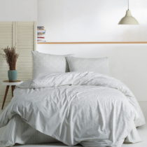 Obliečky z bavlny na jednolôžko s plachtou Butler, 160&#x...