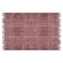 Červený bavlnený koberec PT LIVING Washed, 140×&#...