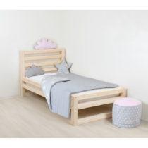 Detská drevená jednolôžková posteľ Benlemi D...