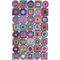 Bavlnený koberec Eco Rugs Kiddo, 80×150 cm