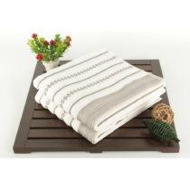 Sada 2 krémových uterákov Patricia Bombeli, 50x90&...
