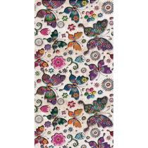 Odolný koberec Vitaus Monica, 80×150 cm