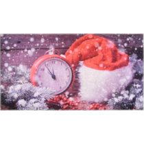 Koberec Vitaus Snow Time, 120×160 cm