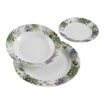 18-dielny set tanierov z porcelánu VERSA Tropical