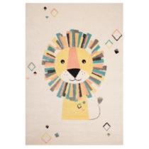Béžovokrémový detský koberec Zala Living Lion, 120&...