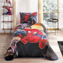Set plédu na posteľ a obliečky na vankúš Spiderman I...