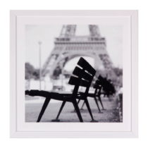 Obraz sømcasa Bench, 40×40 cm