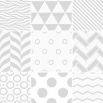 Sada 9 dekoratívnych samolepiek na stenu Ambiance Finnish, 20×...
