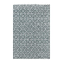 Modrý koberec Mint Rugs Dotty, 80 × 150 cm