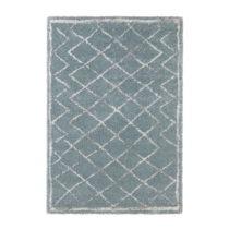 Modrý koberec Mint Rugs Belle, 200 × 290 cm