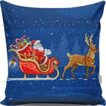 Vankúš Christmas Night, 43x43 cm