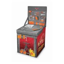 Rozkladací úložný box s hracím stolíkom Domop...