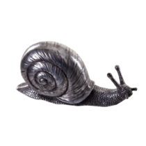 Dekoratívna soška Mauro Ferretti Lumaca, výška 9 cm