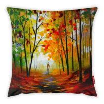 Obliečka na vankúš Vitaus Palireto Autumn Tres, 43×&...