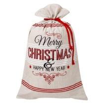 Vrecúško na sladkosti s vianočným motívom Ladelle Mer...