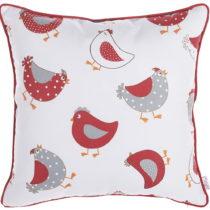 Obliečka na vankúš Apolena Chicken Pattern, 43×&...