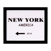 Obraz sømcasa New York, 30×25 cm
