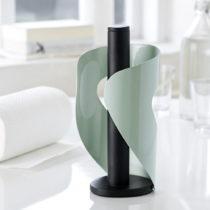 Svetlozelený držiak na servítky Steel Function Pisa