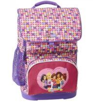 Školský batoh s taškou LEGO® Friends Confetti Optimo