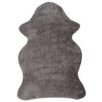 Sivá umelá kožušina Safavieh Tegan, 121x18...