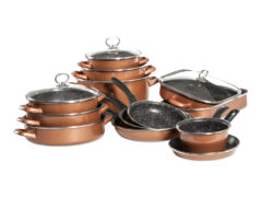 Delimano Stone Legend CopperLUX Set riadov Full, 19 ks
