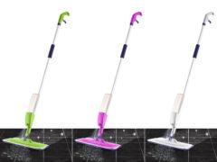 Mop s rozprašovačom Rovus - nové farby