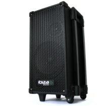 Ibiza PORT-8-MINI, mobilný aktívny PA systém, CD, MP3 prehrávač, USB