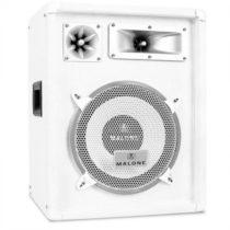 Malone PW 1022, PA reproduktor, 400 W, biela farba