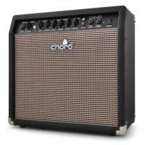Zosilňovač elektrickej gitary Chord CG-30, 25 cm, overdrive