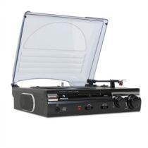 Auna 182TT, USB gramofón, MP3 nahrávanie, AUX, PC, MAC