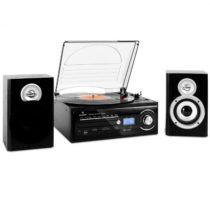 Auna TT-190 stereo zariadenie, gramofón, CD prehrávač, USB