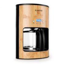 Klarstein Bamboo Garden kávovar, 1080 W, 1,25 l, časovač
