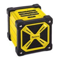 Auna TRK-861, bluetooth reproduktor, batéria, žltý