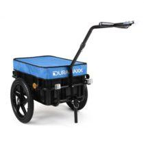DURAMAXX Big Blue Mike, príves na bicykel, nákladný