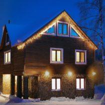 Blumfeldt Dreamhome FM16W, teplá biela, 16 m, 320 LED, vianočné osvetlenie