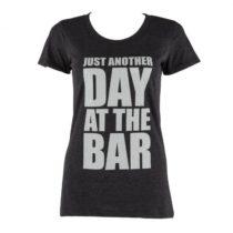 Capital Sports veľkosť M, čierne, tréningové tričko, dámske