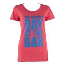Capital Sports veľkosť S, červené, tréningové tričko, dámske