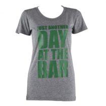 Capital Sports veľkosť L, sivá, tréningové tričko, dámske