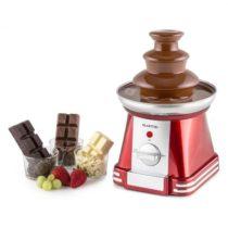 Klarstein Chocoloco, červená, čokoládová fontána, 32 W, 350 g