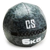 Capital Sports Restricamo Wall Ball medicinbal PVC 6kg kamufláž