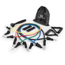 Capital Sports Ribbo Kit, expander, posilňovňa na dvere, sada expanderov